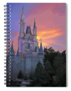 Colorful Magic Spiral Notebook