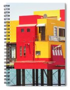 Colorful Mexico Spiral Notebook