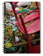 Colorful Pile 1 Spiral Notebook