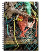 Colorful Pile 3 Spiral Notebook