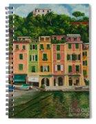 Colorful Portofino Spiral Notebook