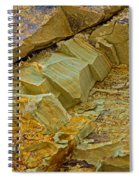 Colorful Rocks Spiral Notebook