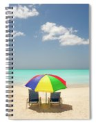 Colorful Shade Spiral Notebook