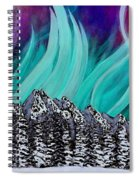 Colorful Sky Spiral Notebook