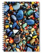 Colorful Stones I Spiral Notebook