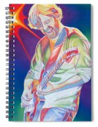 Colorful Trey Anastasio Spiral Notebook