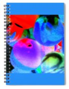 Colors 2 Spiral Notebook