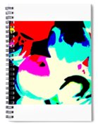 Colors 3 Spiral Notebook