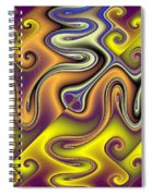 Colors Spiral Notebook