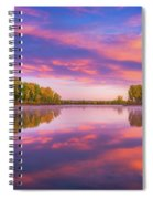 Colors Of Chatfield Spiral Notebook