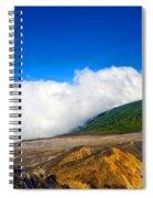 Colors Of Costa Rica Spiral Notebook
