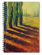 Colors Of Summer 4 Spiral Notebook