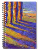 Colors Of Summer 5 Spiral Notebook