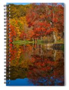 Colors Reflect Spiral Notebook