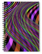 Colour River Spiral Notebook