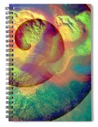Colour Spiral Spiral Notebook