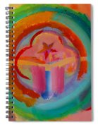 Colour States Spiral Notebook