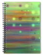 Colour13mlv - Impressions Spiral Notebook