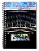 Colourful Caddy Spiral Notebook