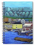 Colours Of Cape Town Spiral Notebook