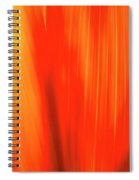 Colours Of Cordyline Spiral Notebook