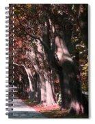 Colt State Park Bristol Rhode Island Spiral Notebook