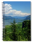 Columbia Gorge Spiral Notebook
