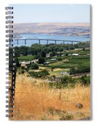 Columbia River Gorge Spiral Notebook
