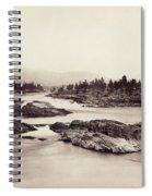 Columbia River: Kettle Falls Spiral Notebook