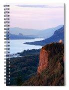 Columbia River Vista House Spiral Notebook