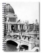 Columbian Expo, 1893 Spiral Notebook