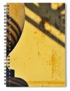 Comb Over Spiral Notebook