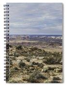 Comb Ridge Spiral Notebook