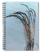 Combie Lake Reeds Spiral Notebook