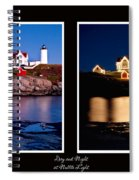 Combined Nubble Spiral Notebook