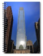Comcast Center - Philadelphia Spiral Notebook