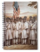 'come And Join Us Brothers' Spiral Notebook