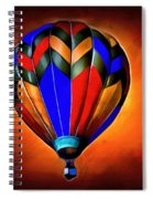 Come Away With Me Spiral Notebook