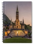 Come In Procession Spiral Notebook