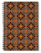 Come To The Edge Spiral Notebook