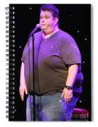 Comedian Ralphie May Spiral Notebook