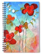 Comes The Fall Spiral Notebook