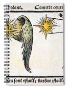 Comet, 1496 Spiral Notebook
