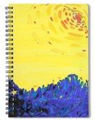 Comet Spiral Notebook