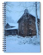 Comfort From The Cold Spiral Notebook