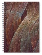 Comfortably Conflicted Spiral Notebook