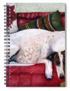 Comforts Of Home Spiral Notebook