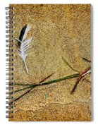 Coming Home To Mother Nature Zen Spiral Notebook