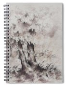 Coming Storm Spiral Notebook