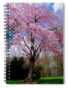 Coming To Life Spiral Notebook
